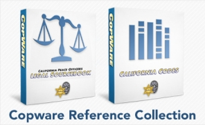 California Peace Officers Legal Sourcebook & California Codes
